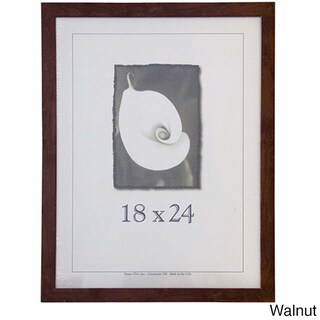 Corporate Picture Frame (18-inches x 24-inches) (Option: Brown)