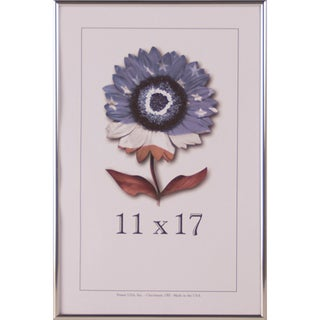 Metal II Picture Frame (11-inches x 17-inches)