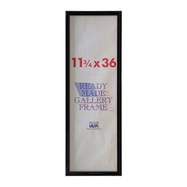 Deluxe Posterframe 11.75-inch x 36-inch Picture Frame - Free Shipping ...