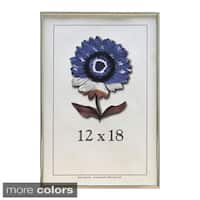 Metal I 12-inch x 18-inch Picture Frame