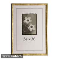 Verona Narrow 24-inch x 36-inch Picture Frame
