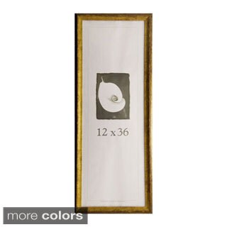 Verona Narrow 12-inch x 36-inch Picture Frame (4 options available)