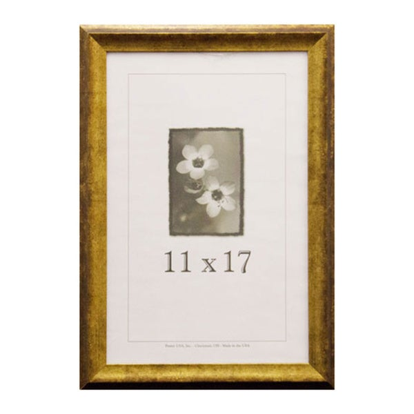 Verona Narrow 11 Inch X 17 Inch Picture Frame Free