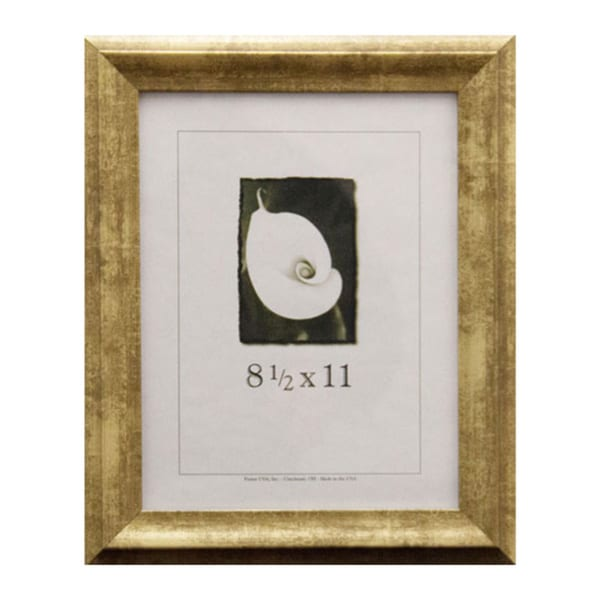 Verona Narrow 8.5-inch x 11-inch Picture Frame
