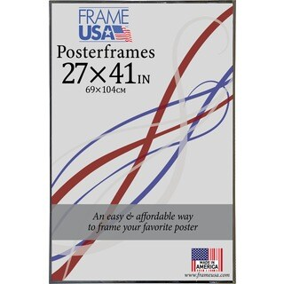 Hardboard Poster Frame (27 x 41-inch Image Size)