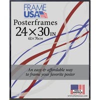 Hardboard Poster Frame (24 x 30-inch Image Size)