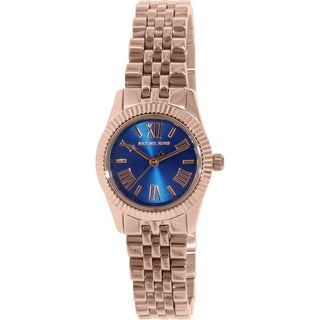 Michael Kors Women's Lexington MK3272 Rose Goldtone Stainless Steel Quartz Watch