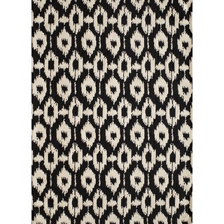 Softique Dashes Hand-tufted Area Rug (7'6 x 9'6)