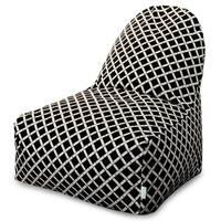 Majestic Home Goods Outdoor Indoor Bamboo Kick-It Chair