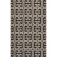 Momeni Laguna  Hand-Woven Wool Rug (8' X 10')