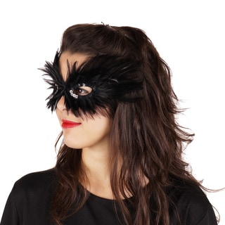 Feather Hackle Mask