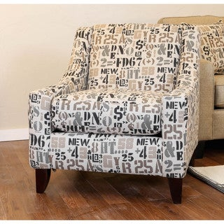 Somette Jackson Graphic Chair