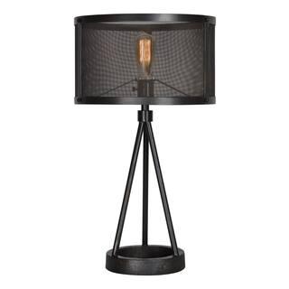 Ren Wil Renwil Livingstone 1-light Black Table Lamp|https://ak1.ostkcdn.com/images/products/9955274/P17109007.jpg?impolicy=medium
