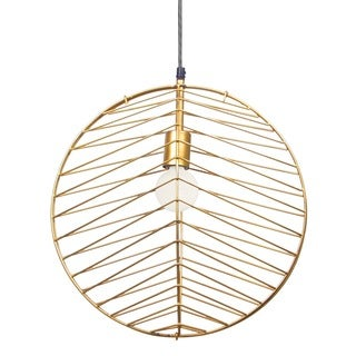 Link to Carson Carrington Uland 1-light Ceiling Fixture Similar Items in Chandeliers