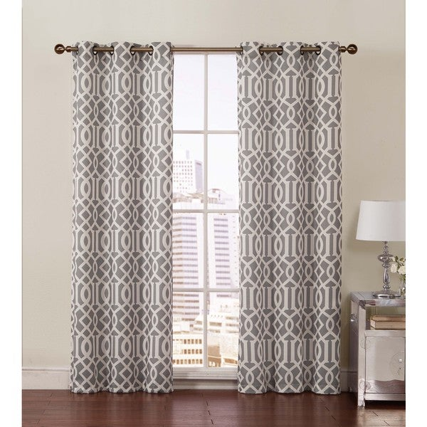 Madison Park Marcel Window Curtain Panel Free Shipping On Orders
