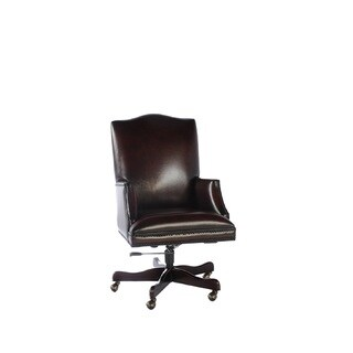Bush Leather Office Chair