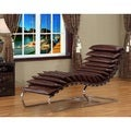 Rino Leather Chaise