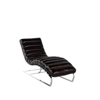 Toscana Leather Chaise