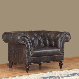 Jaffna Leather Chair