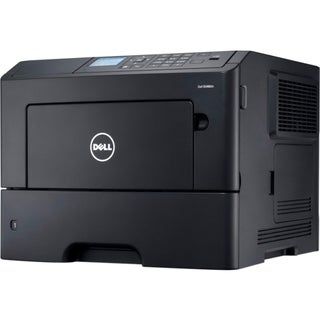 Dell B3460DN Laser Printer - Monochrome - 1200 x 1200 dpi Print - Pla