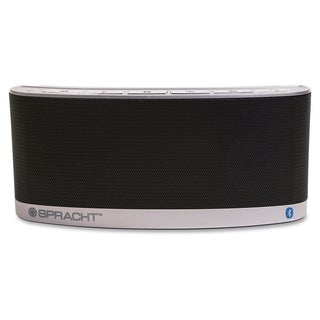 Spracht Blunote2.0 Speaker System - 10 W RMS - Portable - Battery Rec