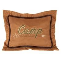 Lodge Camp Pillow