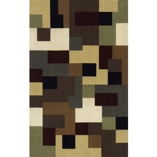 Soho Amaze Wool Area Rug (9'6 x 13'6)