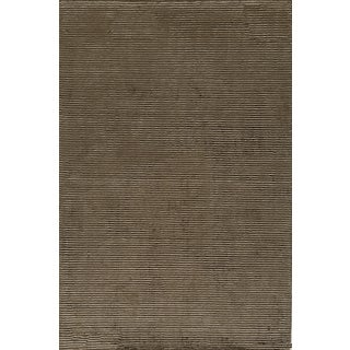 Momeni Hudson Hand-Loomed Wool and Viscose Rug (9'6 x 13'6)
