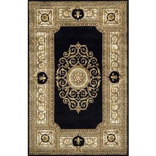 Paris Villette Hand-tufted Wool Area Rug (9'6 x 13'6)