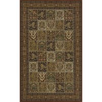 Momeni Persian Garden Multicolor NZ Wool Rug (9'6 X 13') - 9'6 x 13'