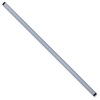 Lorell 36-inch Magnetic Strip Ruler