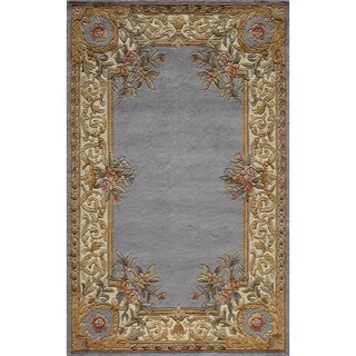 Aubusson Hand-tufted Wool Floral Border Rug (8' x 11')|https://ak1.ostkcdn.com/images/products/9955884/P17109432.jpg?_ostk_perf_=percv&impolicy=medium