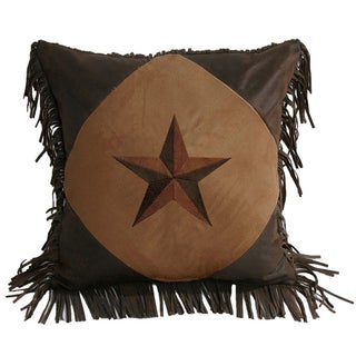 18-inch Diamond Shape Star Pillow