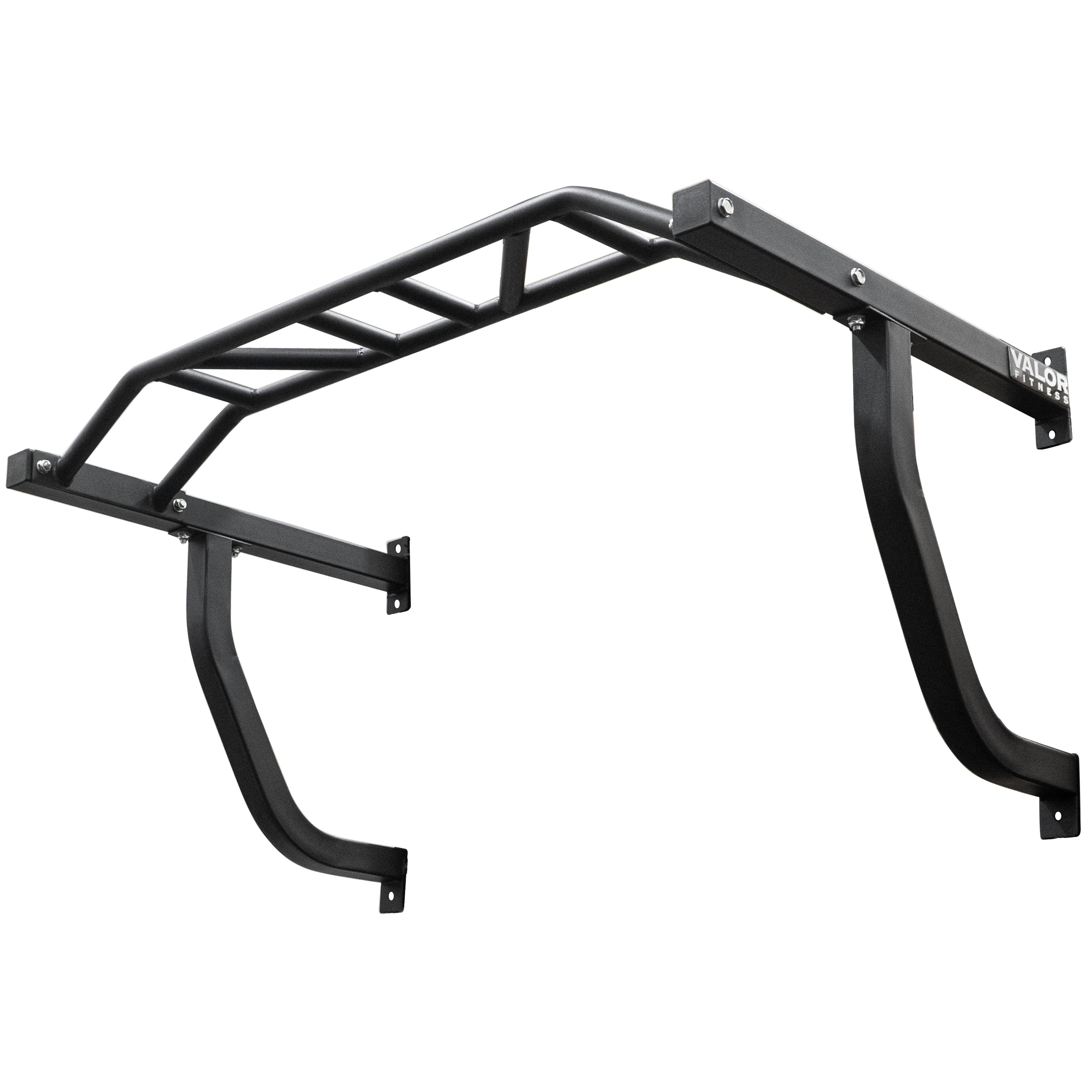 Valor Fitness Pro-style Mount Chin-up Bar (CHN-UP), Black