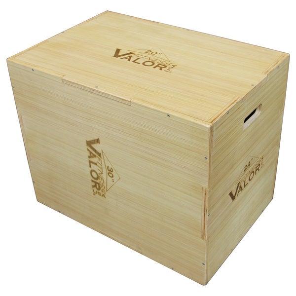 Valor Fitness PBX A Plyo Jump Box 20/ 24/ 30