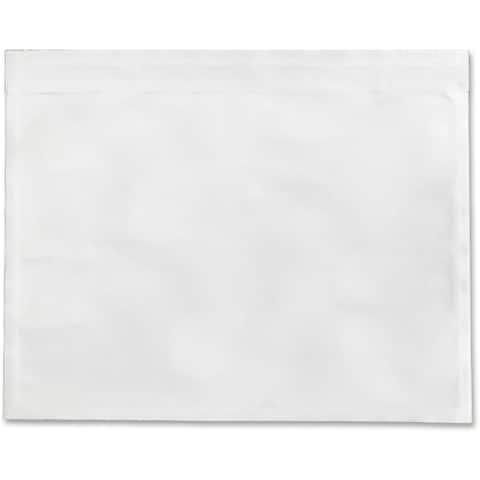 Sparco Plain Back 5.5-inch Waterproof Envelopes
