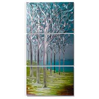 Orchards' Extra Large Metal Wall Art