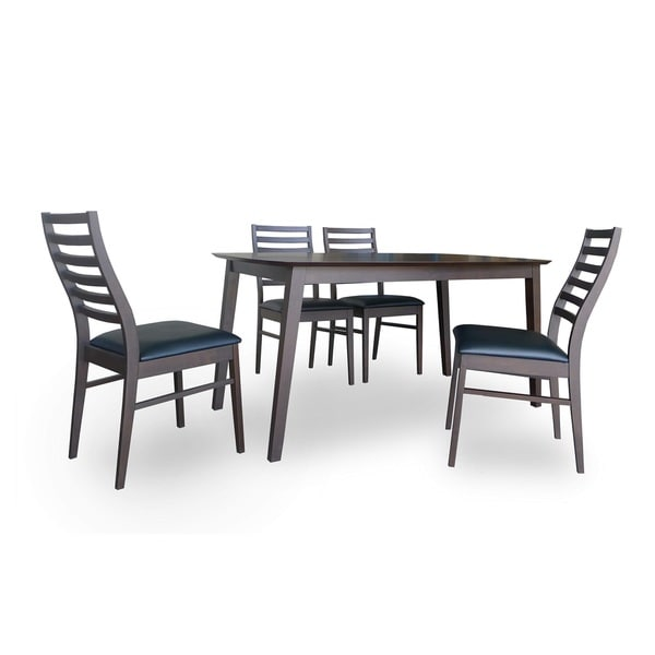 Oliver U0026amp; James Carpi 5 Piece Cafe Dining Set