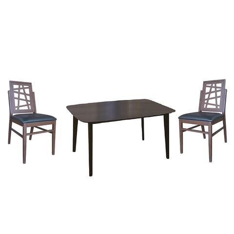 The Curated Nomad Hernandez Cafe 5-piece Dining Set