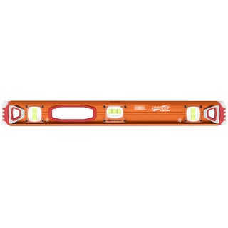24-inch Savage Magnetic I-Beam Level