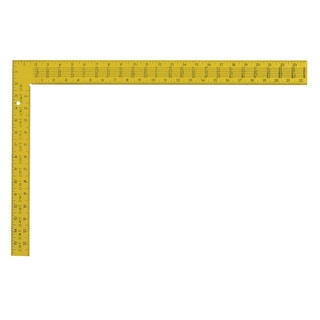 16-inch x 24-inch Steel Rafter Square