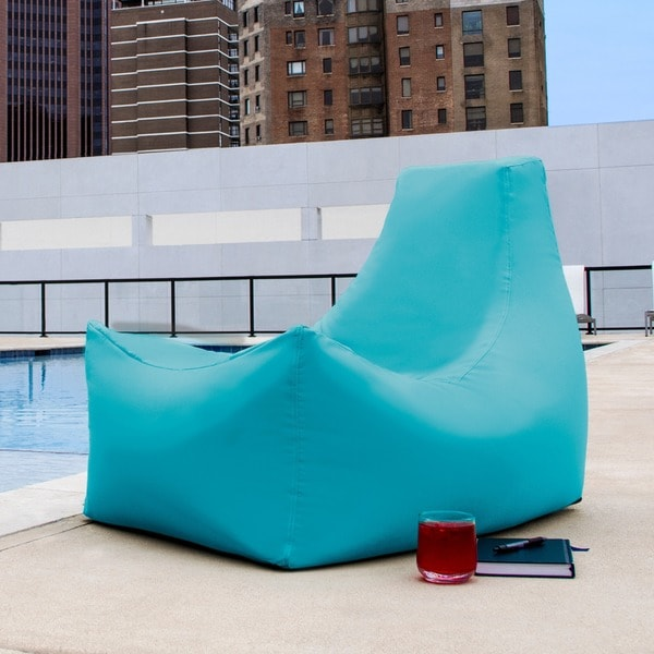 Jaxx Juniper Indoor Outdoor Patio Bean Bag Chair
