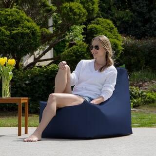 Jaxx Juniper Indoor/ Outdoor Patio Bean Bag Chair