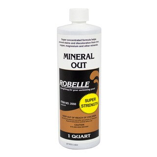 Robelle Mineral Out