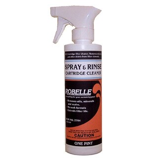 Robelle Spray and Rinse Cartridge Cleaner