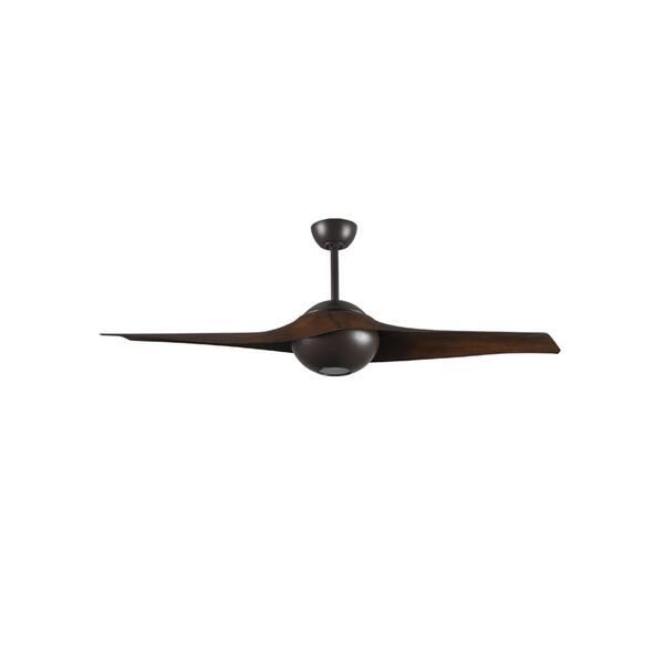 C Iv Walnut 2 Blade Ceiling Fan