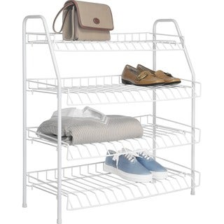 Whitmor Four Tier Storage Rack