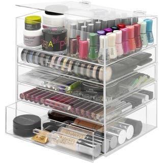 Whitmor Cosmetic Organizer|https://ak1.ostkcdn.com/images/products/9956618/P17110005.jpg?impolicy=medium