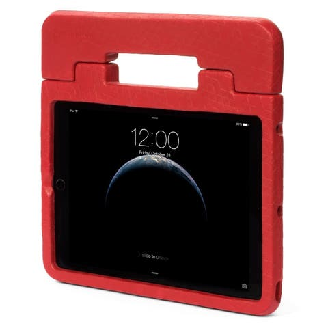 Kensington SafeGrip K97363WW Carrying Case for iPad (2017 & 2018), Stylus - Red