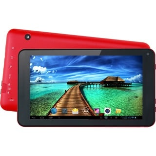 "Supersonic SC-4207 4 GB Tablet - 7"" - Wireless LAN - Allwinner Cortex"